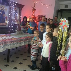 Рождественские квесты для детей